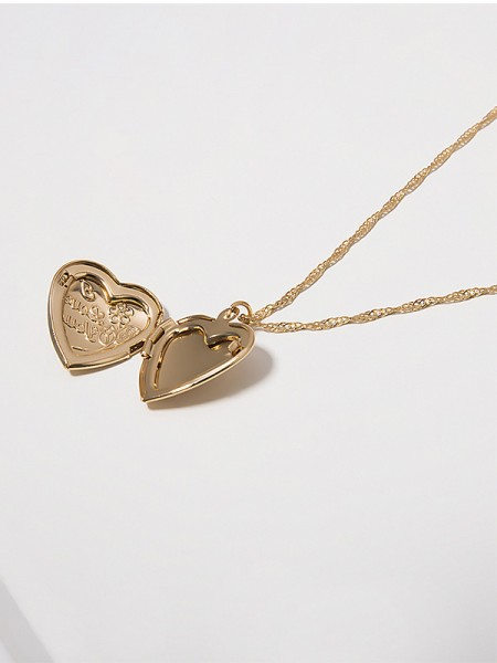 Women's Graceful Alloy With Love Necklaces