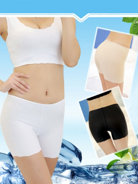 Nylon Elastic Women's Safety Pants/Safety Shorts