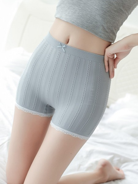 Nylon Seamless Women's Elastic Safety Pants/Safety Shorts