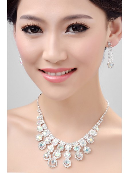Necklaces Earrings Set ZDRESS4011