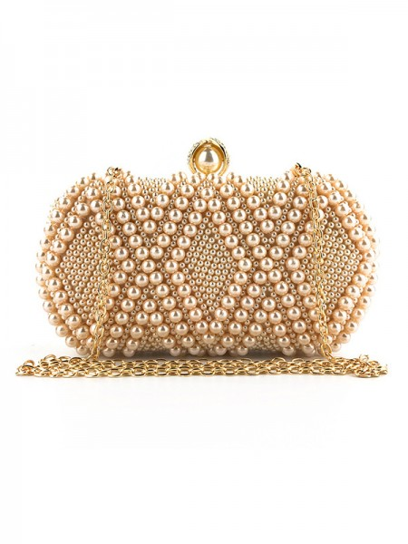 Graceful Wedding Evening/Party Handbags With Pearl